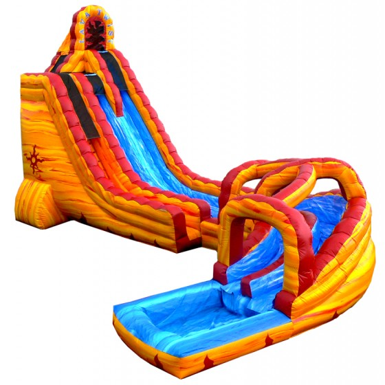 Inflatable Water Slide Tall: Inflatable Water Slides & Water Combos