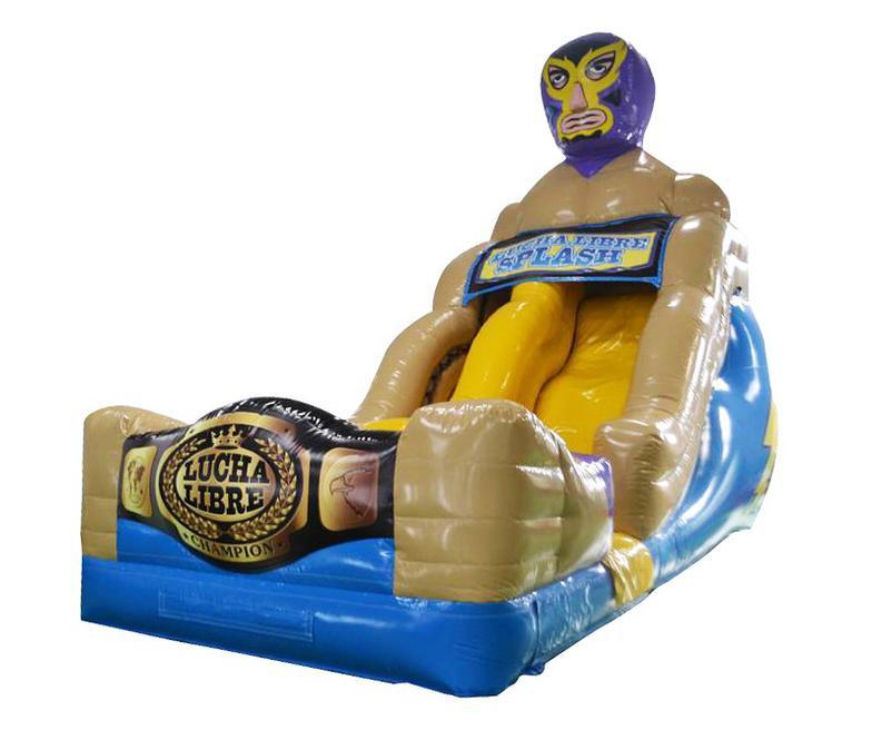 Inflatable Kraken Slide: Inflatable Dry Slide Rentals In Tulsa, OK Area