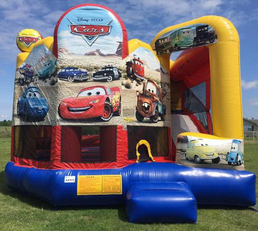 Disney Cars Bounce House Rentals