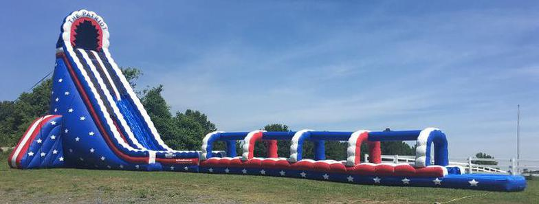 Inflatable Water Slides Water Combos