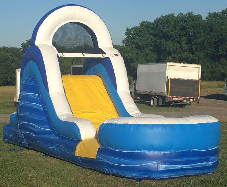 Inflatable Water Slide Rentals in Tulsa, OK